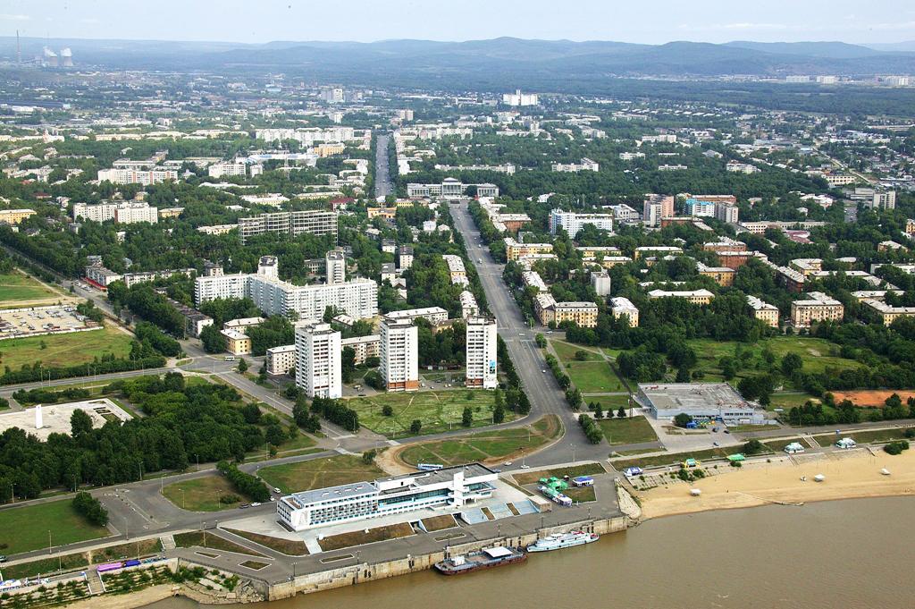 г. Амурск — г. Комсомольск-на-Амуре