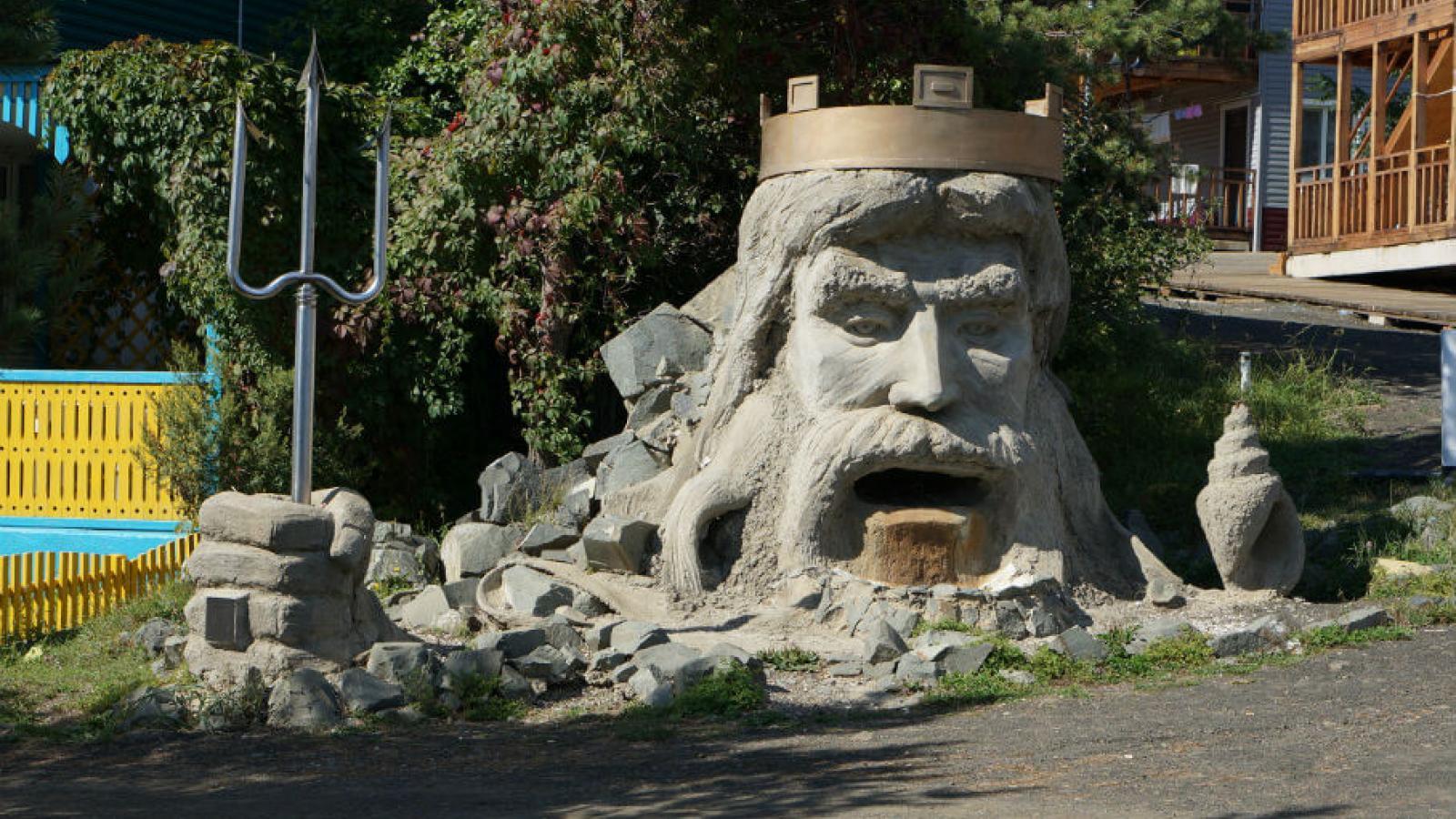 База отдыха «Нептун» (Бухта Ильмовая)